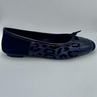 Chaussures Femme Ballerines / babies Reqin's BALLERINE NUIT Bleu