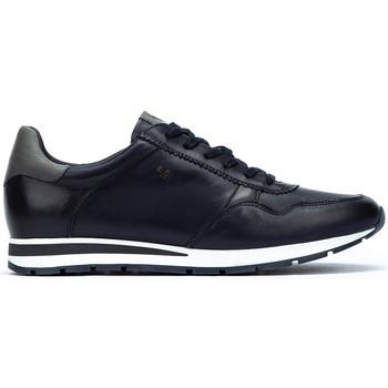 Chaussures Homme Baskets basses Martinelli EDWARD 1566 MARINO