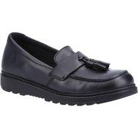 Chaussures Fille Mocassins Hush puppies  Noir