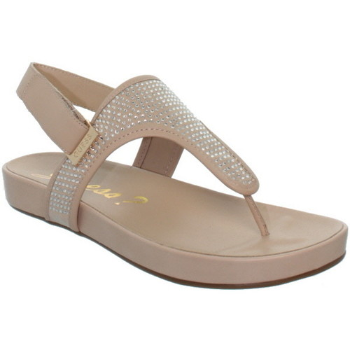 Chaussures Homme Sandales et Nu-pieds Guess Tongs  Janie Thong ref_gue36913-milk Nude