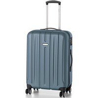 Sacs Valises Rigides Roncato Valise rigide trolley moyen  Kinetic ref_ron35240 Anthracite