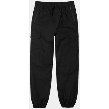 Vêtements Homme Pantalons cargo Carhartt Carhartt WIP Cargo Jogger - Black (rinsed) 38