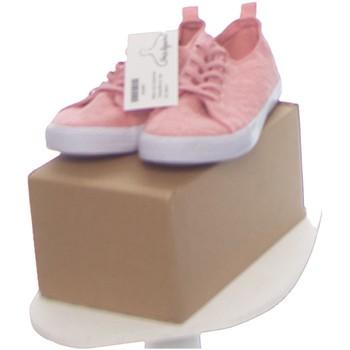 Chaussures Femme Baskets basses Creeks Paire De Baskets  35 Rose
