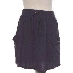 Vêtements Femme Jupes Autre Ton Jupe Courte  38 - T2 - M Violet