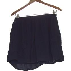 Vêtements Femme Jupes Grain De Malice Jupe Courte  40 - T3 - L Bleu