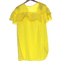 Vêtements Femme Robes courtes Zara Robe Courte  36 - T1 - S Jaune