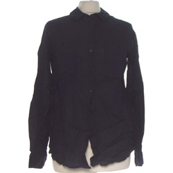 Vêtements Femme Chemises / Chemisiers Autre Ton Chemise  38 - T2 - M Bleu
