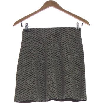 Vêtements Femme Jupes Bershka Jupe Courte  34 - T0 - Xs Noir