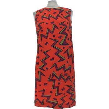 Vêtements Femme Robes courtes Missoni Robe Courte  38 - T2 - M Orange