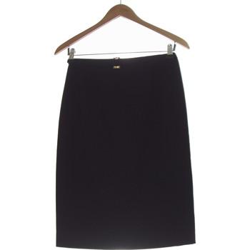 Vêtements Femme Jupes Escada Jupe Mi Longue  40 - T3 - L Noir