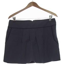 Vêtements Femme Jupes Autre Ton Jupe Courte  40 - T3 - L Violet