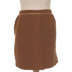 Vêtements Femme Jupes Ekyog Jupe Courte  36 - T1 - S Marron