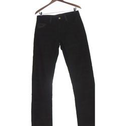 Vêtements Femme Pantalons 5 poches Kanabeach Pantalon Droit Femme  36 - T1 - S Vert