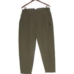 Vêtements Femme Chinos / Carrots Kanabeach Pantalon Droit Femme  40 - T3 - L Vert