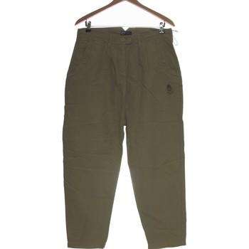Vêtements Femme Pantalons cargo Kanabeach Pantalon Slim Femme  40 - T3 - L Vert