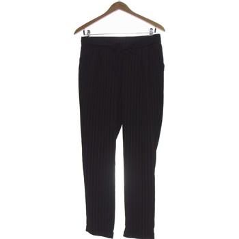 Vêtements Femme Pantalons Grain De Malice Pantalon Droit Femme  36 - T1 - S Noir