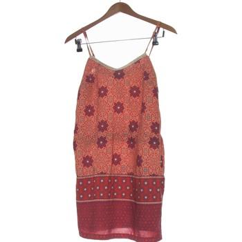 Vêtements Femme Robes courtes Formul Robe Courte  36 - T1 - S Orange