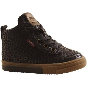 Chaussures Fille Baskets montantes Primigi BABY GLIT84060 BLEU OCEAN