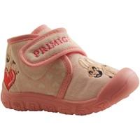Chaussures Fille Chaussons bébés Primigi BABY SLIPPERS PYS ROSE