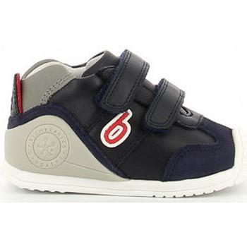 Chaussures Garçon Baskets basses Biomecanics 211127 bleu