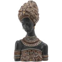 En vous inscrivant vous bénéficierez de tous nos bons plans en exclusivité Statuettes et figurines Zen Et Ethnique Décoration Femme africaine 50 cm Marron