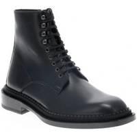 Chaussures Femme Boots Freelance CHRIS 35 LACE UP BOOT NOIR