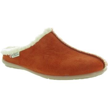 Chaussures Femme Chaussons La Maison De L'espadrille 9009 Orange