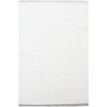 Maison & Déco Tapis Unamourdetapis Tapis kilim Baya Ibay Blanc 110x160 cm Blanc