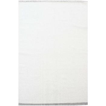 Maison & Déco Tapis Unamourdetapis Tapis kilim Baya Ibay Blanc 80x150 cm Blanc