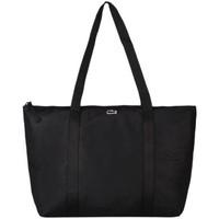 Sacs Femme Cabas / Sacs shopping Lacoste Sac cabas  Ref 53611 000 noir 35*30*14 Noir