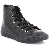 Chaussures Garçon Baskets montantes Converse Ctas Hi Ev NOIR