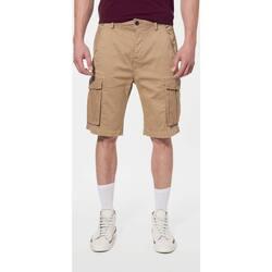 Vêtements Homme Shorts / Bermudas Kaporal PEKIN Ecru