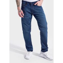 Vêtements Homme Jeans droit Kaporal DARKO Bleu