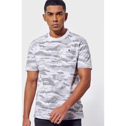 Vêtements Homme T-shirts manches courtes Kaporal DRONE Blanc