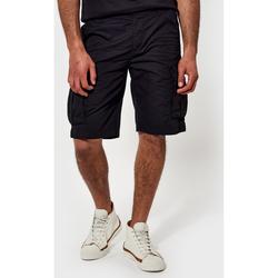 Vêtements Homme Shorts / Bermudas Kaporal KORGE Noir
