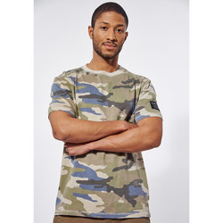 Vêtements Homme T-shirts manches courtes Kaporal DAMON Vert