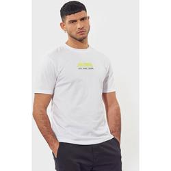 Vêtements Homme T-shirts manches courtes Kaporal DEKUS Blanc