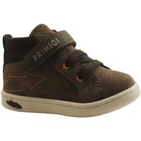 Chaussures Garçon Baskets montantes Primigi BABY LIKE KAKI