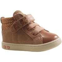 Chaussures Fille Baskets montantes Primigi BABY LACE LIKE ROSE