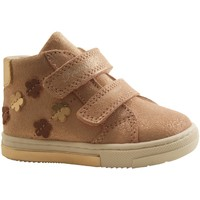 Chaussures Fille Baskets montantes Primigi BABY GLIT84061 ROSE