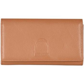 Sacs Femme Porte-monnaie Etrier Porte-monnaie cuir BALADE 104-00EBAL95 CAMEL