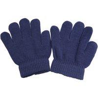 Accessoires textile Garçon Gants Universal Textiles  Bleu marine