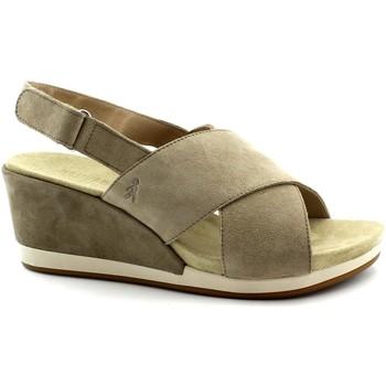 Chaussures Femme Sandales et Nu-pieds Benvado BEN-RRR-43002001-SA Beige