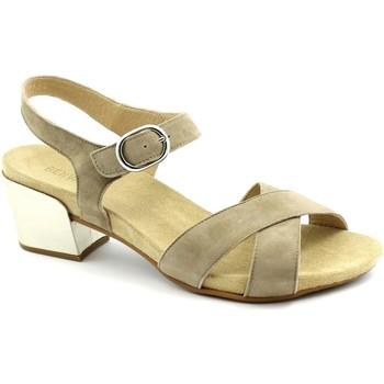 Chaussures Femme Sandales et Nu-pieds Benvado BEN-RRR-41002002-SA Sabbia