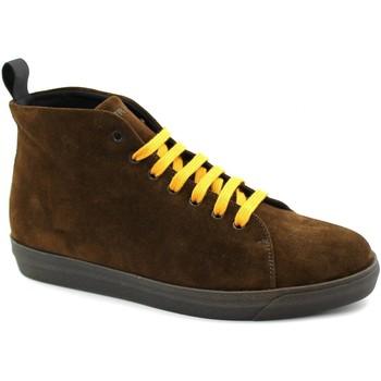 Chaussures Homme Baskets montantes Frau FRA-I21-26A5-CA Marrone