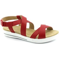 Chaussures Femme Sandales et Nu-pieds Benvado BEN-RRR-42002013-FR Rosso