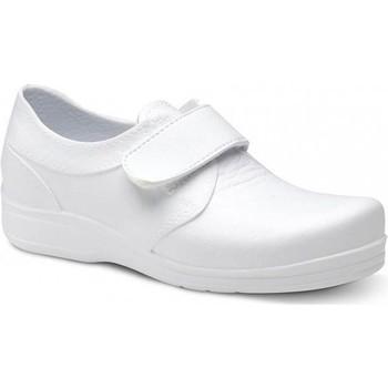Chaussures Homme Baskets basses Feliz Caminar CHAUSSURES SANITAIRES FLOTTANTES UNISEX VELCRO VELCRO Blanc