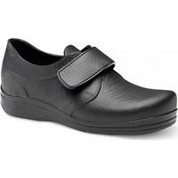 Chaussures Homme Baskets basses Feliz Caminar CHAUSSURES SANITAIRES FLOTTANTES UNISEX VELCRO VELCRO Noir