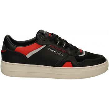 Chaussures Homme Baskets mode Crime London  black