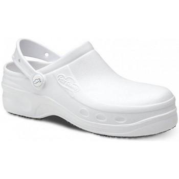 Chaussures Homme Sabots Feliz Caminar CHAUSSURES SANITAIRES UNISEXE FLOTTANT XTREM Blanc